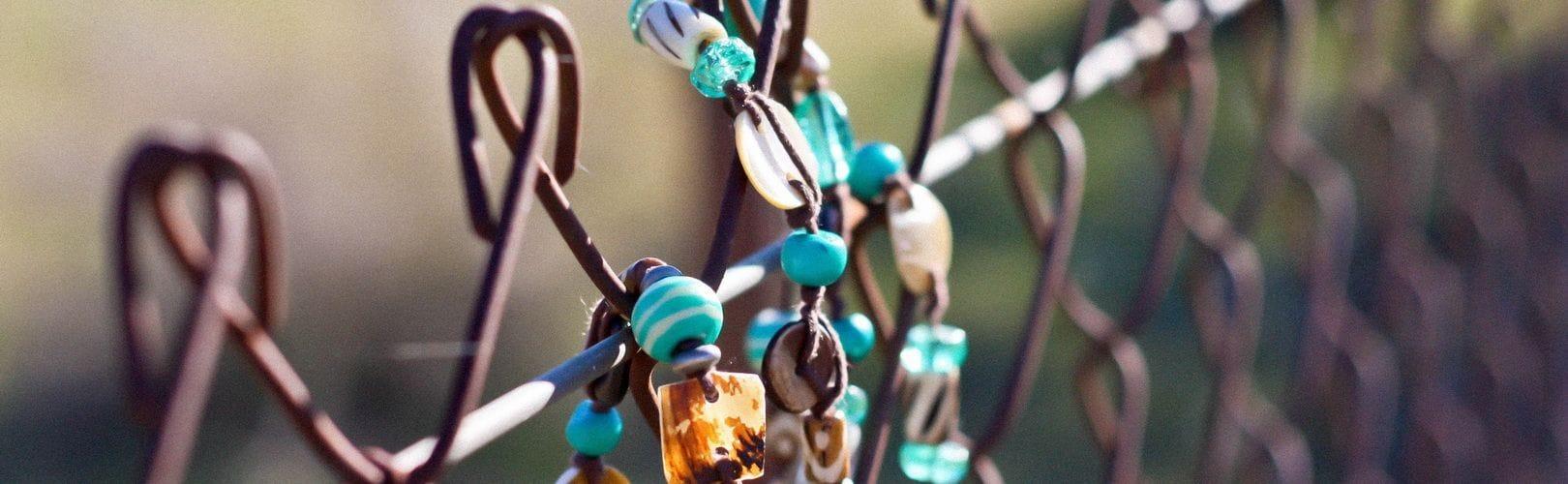 Авторские украшения – изделия из проволоки
