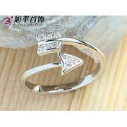 Кольцо с цирконами - Xuping