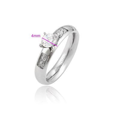 Кольцо с цирконами арт. ff399900-ZZ5001