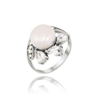 Кольцо с жемчугом арт. 455601-3026