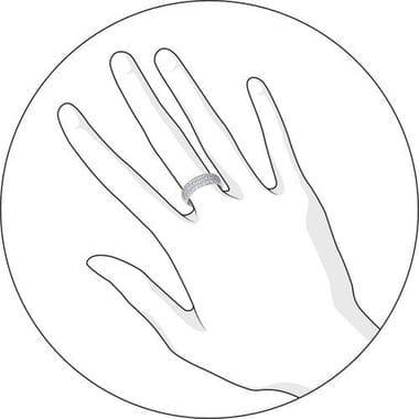 Кольцо SOKOLOV с фианитами