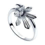 Серебряное кольцо «Колокольчик» - SOKOLOV