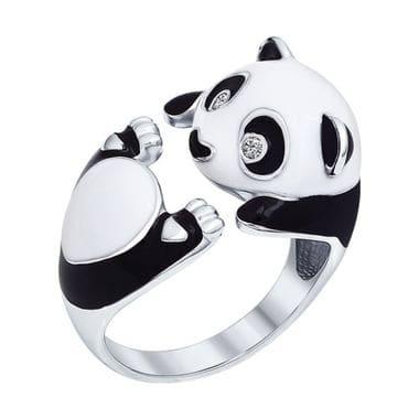 Кольцо SOKOLOV «Панда» 94011906