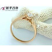Кольцо с цирконом - Xuping