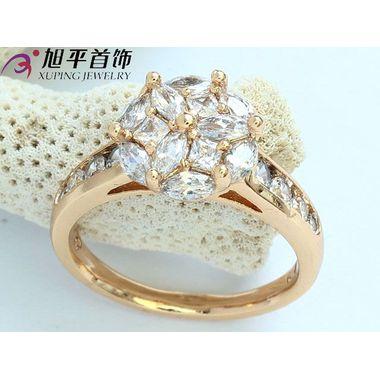 Кольцо с цирконами арт. 18kr00600-ZZ6106