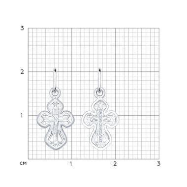 Крест SOKOLOV из серебра арт. 94120154